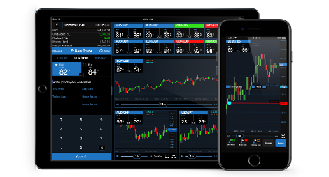 trade anywhere with mobile trading apps